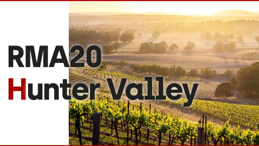 RMA Hunter Valley 2020